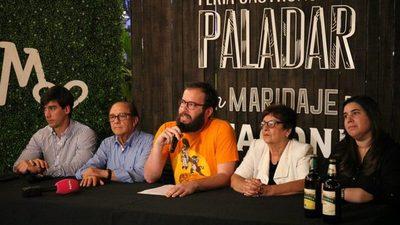 Presentan actividades de la Feria Paladar 2017