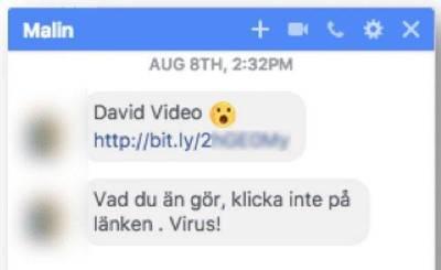 """Alerta: aparece nuevo virus en forma de """"video"""" vía Facebook Messenger"""