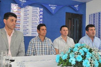 "Movimiento ""Correlí"" presenta candidatos para internas liberales"