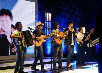 Los villetanos que con su música conquistan Brasil