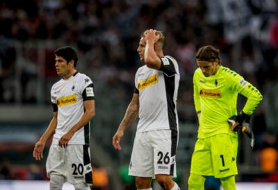 Derrota del Borussia con dupla paraguaya