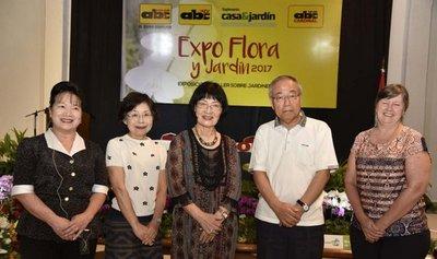 Con premios, hoy es el gran final de la Expo Flora y Jardín