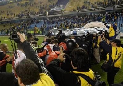Perú se niega a jugar en la Bombonera