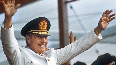 Chile recuerda 44 años del golpe de estado de Pinochet