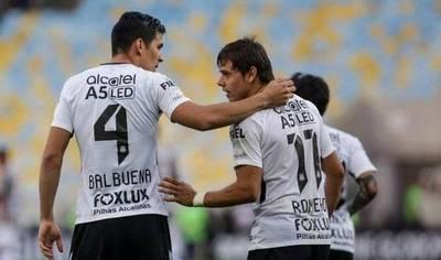 Atractivos choques en la Sudamericana