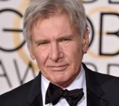 Harrison Ford sorprendió dirigiendo el tránsito