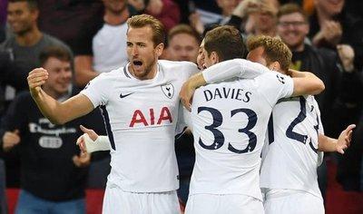 Kane y Son desarman al Dortmund en inmejorable estreno del Tottenham