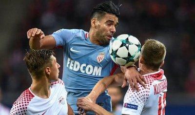 Leipzig y Mónaco firman empate en un pulso táctico