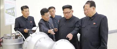 Corea del Norte prometió acelerar sus programas nucleares pese a las sanciones