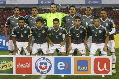 Paraguay sube un puesto en clasificación de la FIFA