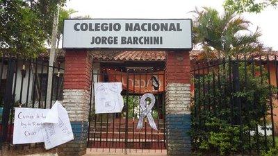 Continúa toma en colegio de Villarrica