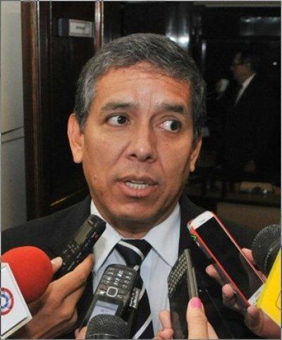 Carlos Amarilla pretende seguir en el Congreso