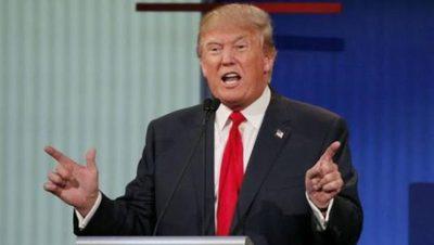 Trump pide mano dura contra terroristas