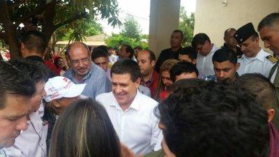 Gobierno realiza campaña a favor de Peña