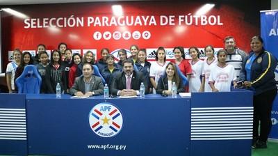 Se lanzó la Liga de Desarrollo Sudamericana de Fútbol Femenino Sub 14 y Sub 16