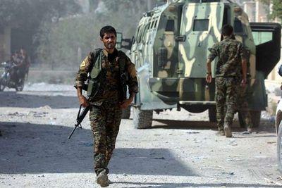 Bombardeo ruso hirió a combatientes sirios apoyados por EE.UU., dice coalición