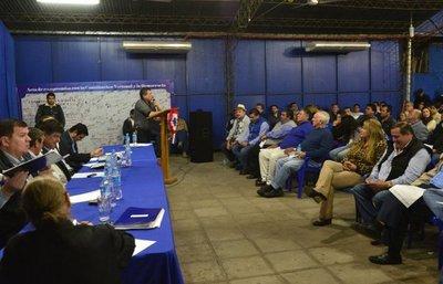 PLRA oficializa renuncia a competir por el cargo de la Vicepresidencia