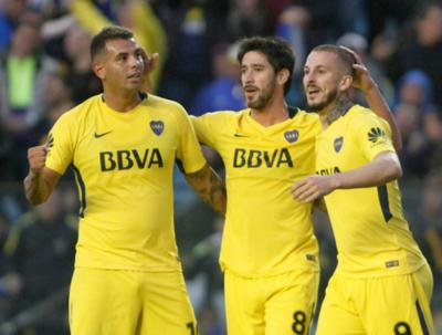 Boca y River Plate son líderes en la Superliga