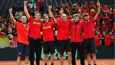 Bélgica y Francia jugarán la final de Copa Davis