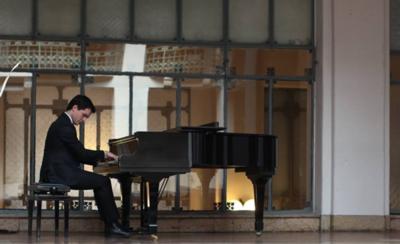 Concierto de música clásica en Asunción