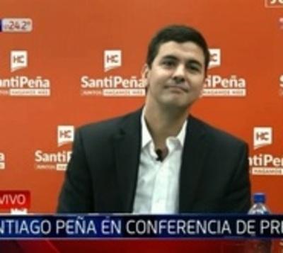 """Peña a Leo: """"No sirve de nada llegar al poder, si no sabés qué hacer"""""""