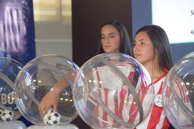 Se sorteó la Copa Libertadores Femenina