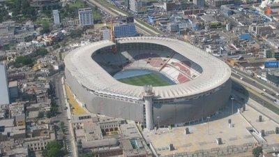Perú volverá al Estadio Nacional de Lima