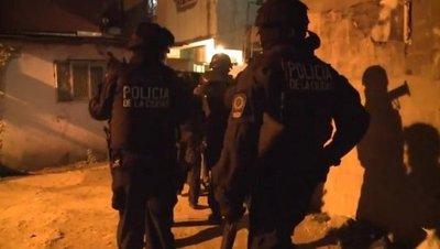 Argentina: Detienen a banda narco Los Paraguayos