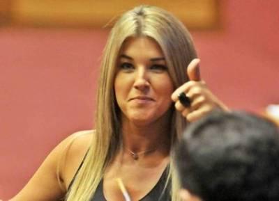 """Tarragó volvió a Honor Colorado luego de criticar a Peña y acercarse a Marito: """"Soy muy impulsiva"""""""