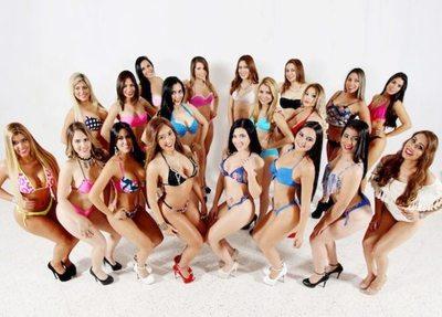Esta noche coronaremos a la Miss Bombonazo 2017