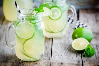 Beneficios de hacer una buena limonada casera