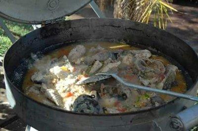 Festival del Pescado en San Cosme