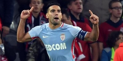 Mónaco golea al Lille