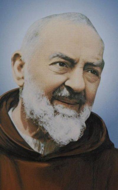 Los creyentes honran hoy a San Pío Pietrelcina