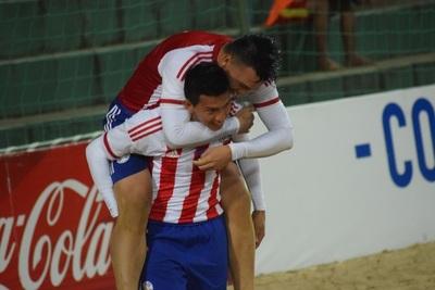 Paraguay derrotó a Uruguay y un triunfo lo pone ganador de Zona Sur