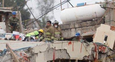 Suman 319 muertos por el terremoto en México