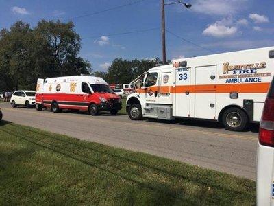 Un muerto y siete heridos en tiroteo en una iglesia en EEUU