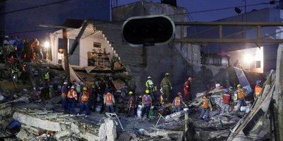 Se apagan esperanzas de sobrevivientes de sismo en México