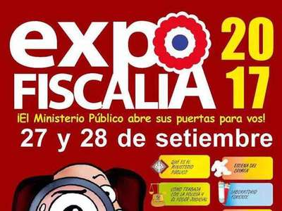 Expo Fiscalía abrirá sus puertas a la ciudadanía