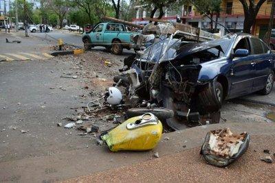 Muere arrollado por conductor ebrio