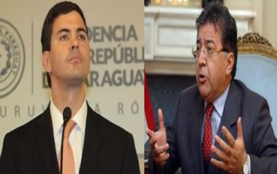 """Nicanor recuerda traición sufrida y dice: """"Si gana Peña, voy a acompañarlo"""""""