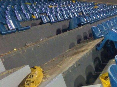 Piden suspensión para la barra de Guaraní