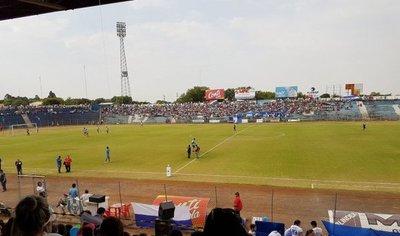 Olimpia quiere oficiar de local en Pedro Juan Caballero