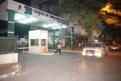 Filártiga advierte que aumenta flagelo de heridos por accidentes