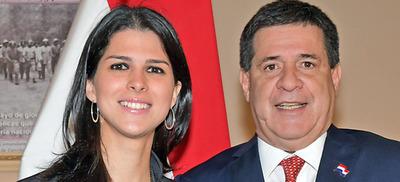Magalí Cáceres es nueva ministra de la Juventud