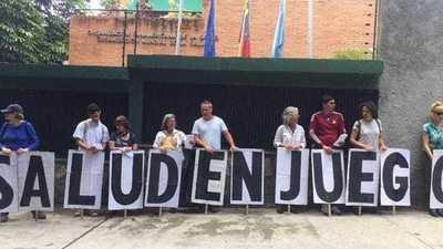 Médicos venezolanos denuncian crisis sanitaria