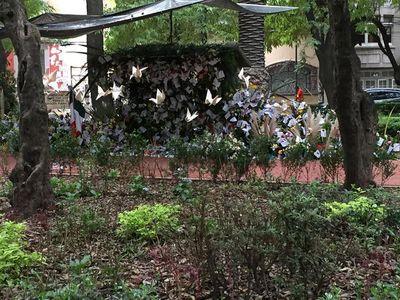 Crean memorial en México