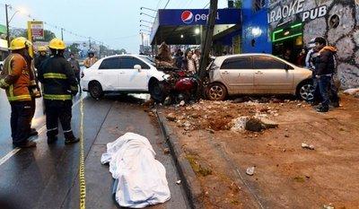 El alcohol y la irresponsabilidad se cobran varias vidas en accidentes
