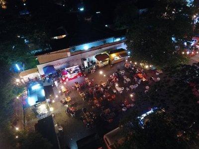 Food park genera molestias a vecinos de barrio capitalino