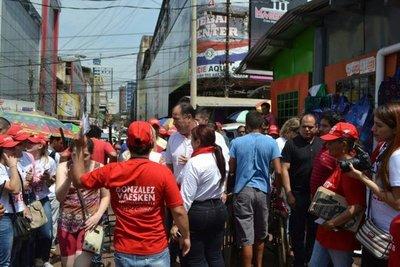 CDE: Juan Afara dijo que comerciantes están cansados de chantajes